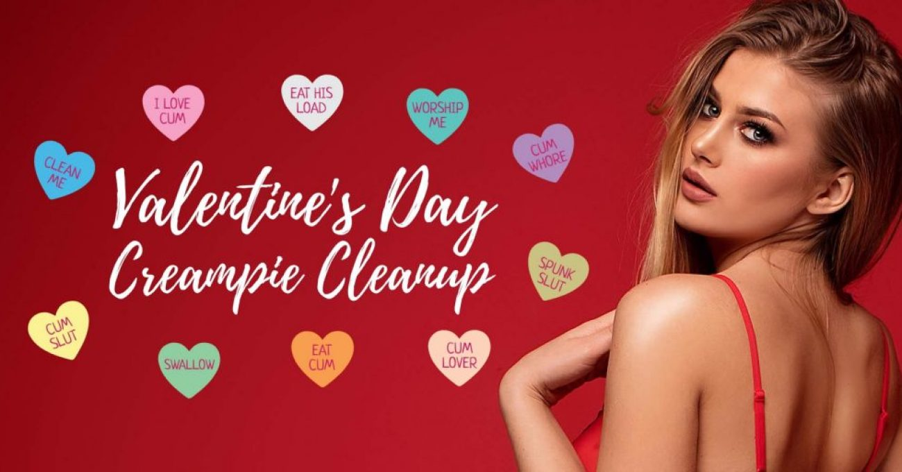 v-day-creampie-cleanup